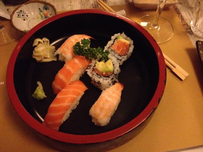 Tsuru Sushi all'osteria