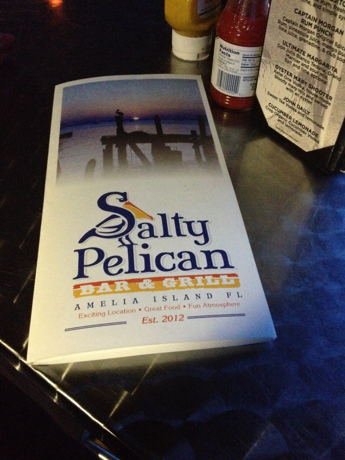 The Salty Pelican