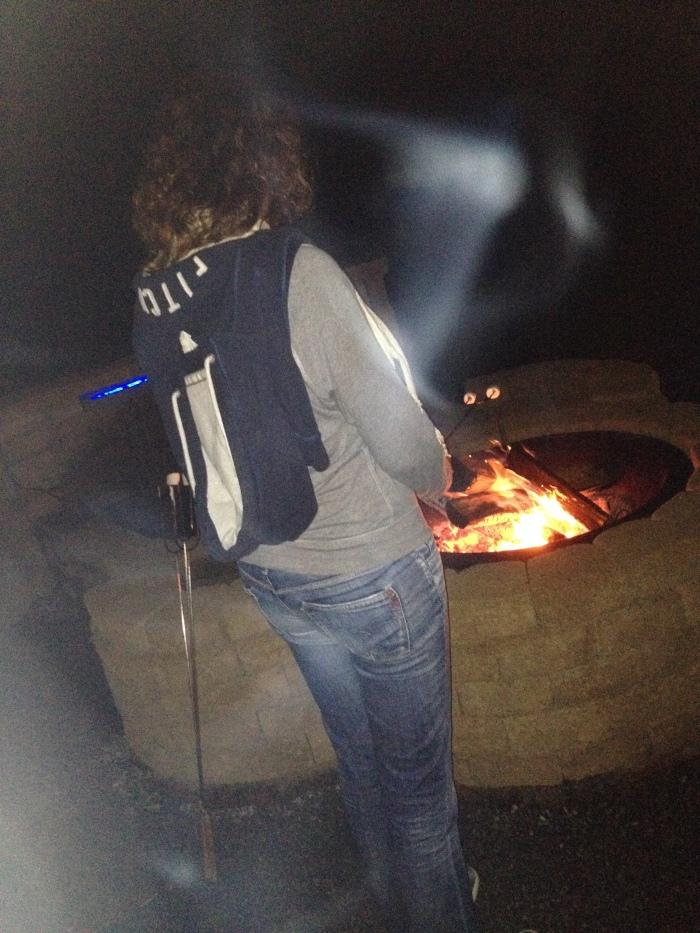 Marshmallow Bonfire
