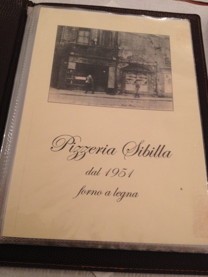 Pizzeria Sibilla