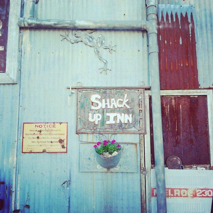 Shack Up Inn
