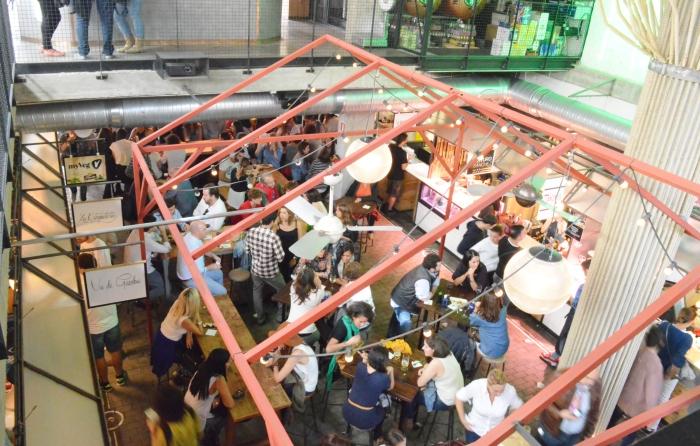Mercado de San Idelfonso