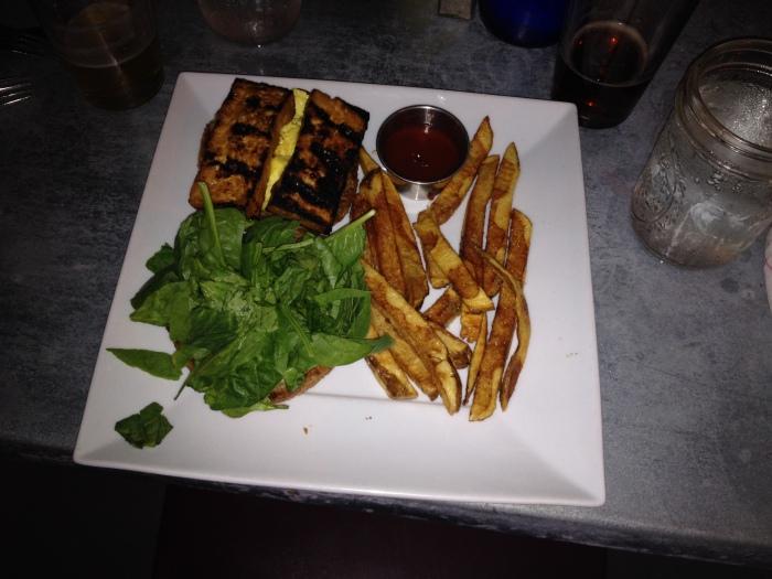 Sandwich al Tofu