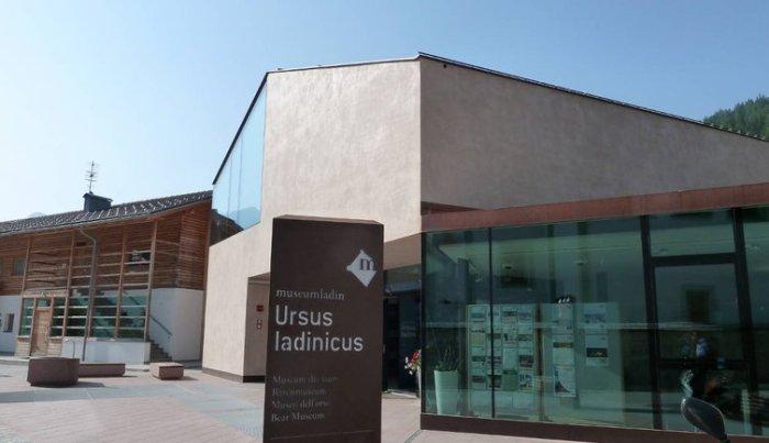 San Cassiano Museum Ladin Ursus Ladinicus Museo