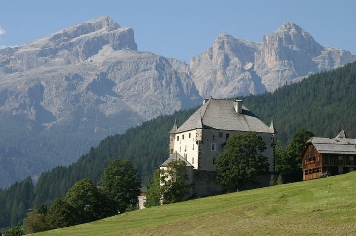 castello Ciastel Colz