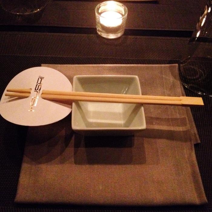 I sushi