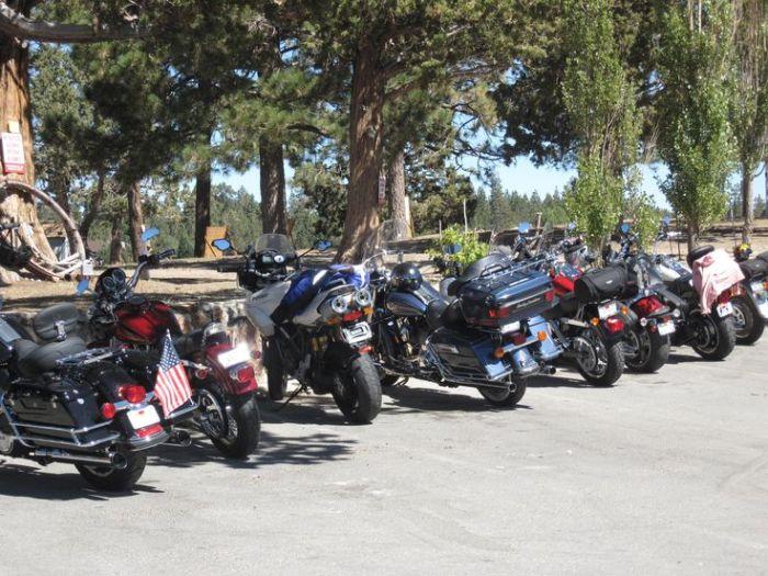 Grizzlies Motorcycle Run