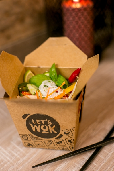 Let's Wok first photoshoot